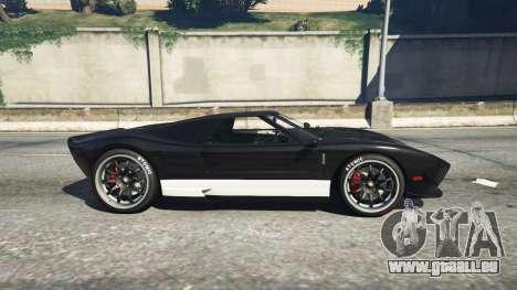 GTA 5 Realistische maximale Geschwindigkeit v3.1 zweite Screenshot