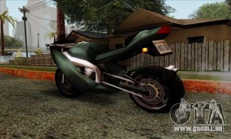 GTA LCS PCJ-600 pour GTA San Andreas laissé vue