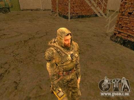 Geiger pour GTA San Andreas troisième écran