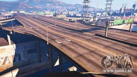 L'absence de circulation pour GTA 5