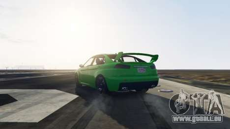 GTA 5 La dérive deuxième capture d'écran