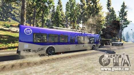 GTA 5 Schweren LKW und Bussen zweite Screenshot