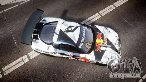 Mazda RX-7 Mad Mike Final Update one PJ pour GTA 4 est un droit