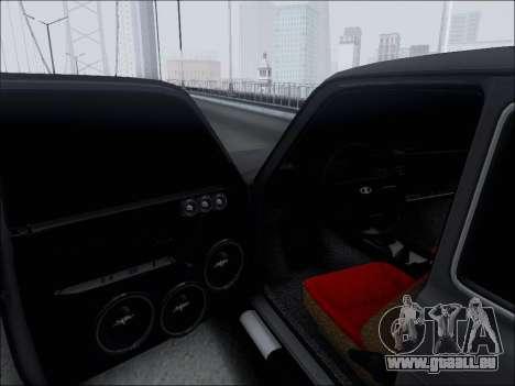 Lada Niva für GTA San Andreas Seitenansicht