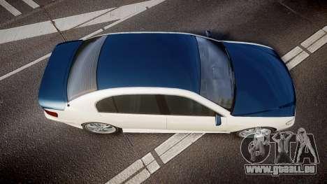 Ubermacht Oracle XS Sport pour GTA 4 est un droit