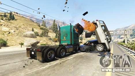 GTA 5 Schweren LKW und Bussen vierten Screenshot