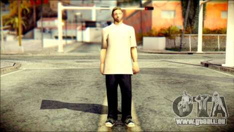 Paul Walker pour GTA San Andreas