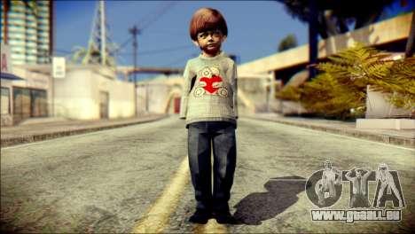 Walter Sullivan SH4 Skin für GTA San Andreas
