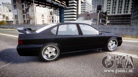 Declasse Merit GTO pour GTA 4 est une gauche