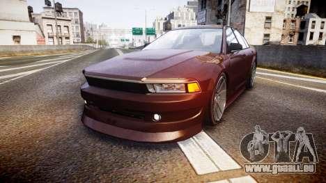 Maibatsu Vincent 16V Tuned für GTA 4