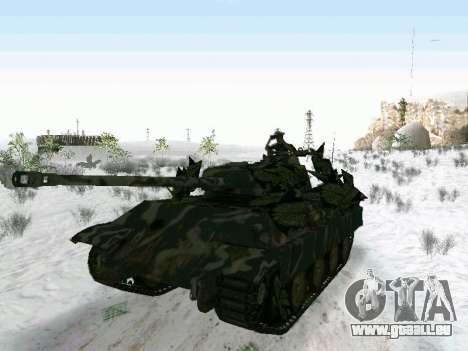 Panther pour GTA San Andreas