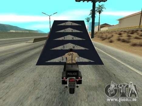 Sauts pour GTA San Andreas