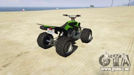 GTA 5 Realistische maximale Geschwindigkeit v3.1 dritten Screenshot