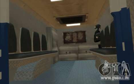 GTA 3 Enforcer HD für GTA 4 hinten links Ansicht