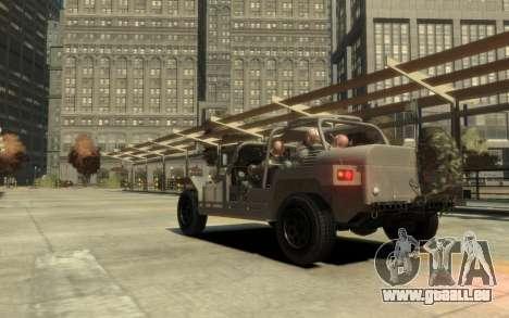 LYT-2021 für GTA 4 linke Ansicht