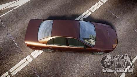 Maibatsu Vincent 16V Tuned für GTA 4 rechte Ansicht