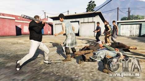 GTA 5 Hostile Pedy deuxième capture d'écran