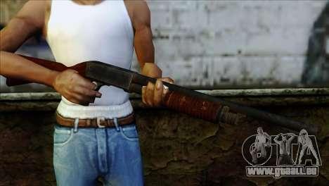 M37 Ithaca für GTA San Andreas dritten Screenshot