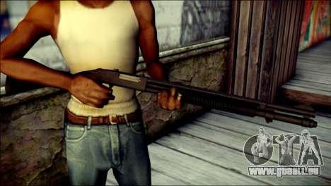 Mossber 590 für GTA San Andreas dritten Screenshot