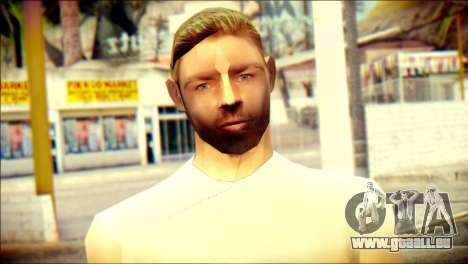 Paul Walker pour GTA San Andreas troisième écran