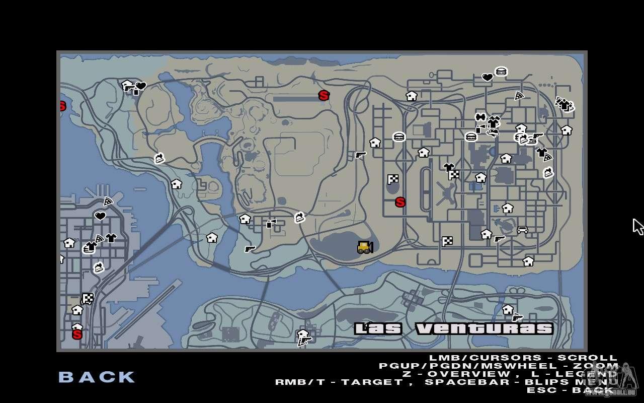 Map gta gloryhole