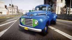 Ford F-1 1949 4WD