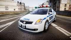 Nissan Altima Hybrid NYPD