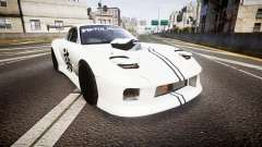 Mazda RX-7 Mad Mike Final Update three PJ pour GTA 4