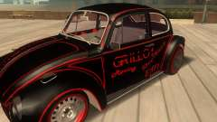 Volkswagen Super Beetle Grillos Racing v1