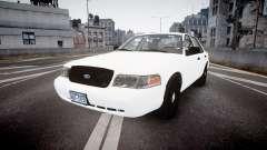 Ford Crown Victoria LCPD Unmarked [ELS] für GTA 4