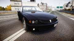 Declasse Merit GTO pour GTA 4