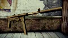 Silenced MP40 from Call of Duty World at War