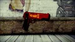 Dual Colt Red Dragon CF pour GTA San Andreas