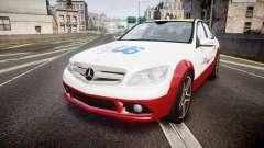 Mercedes-Benz C180 FlyUS für GTA 4