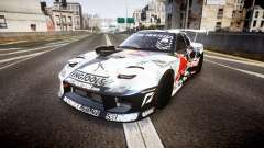Mazda RX-7 Mad Mike Final Update one PJ pour GTA 4