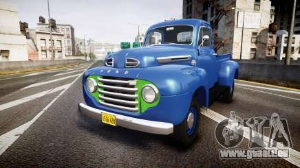 Ford F-1 1949 4WD pour GTA 4