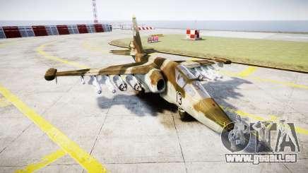 Le su-39 pour GTA 4