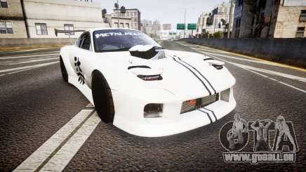 Mazda RX-7 Mad Mike Final Update three PJ für GTA 4