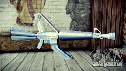 Laser Gun für GTA San Andreas