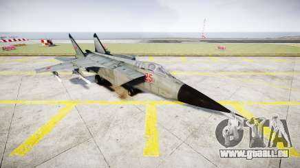 Die MiG-25 für GTA 4