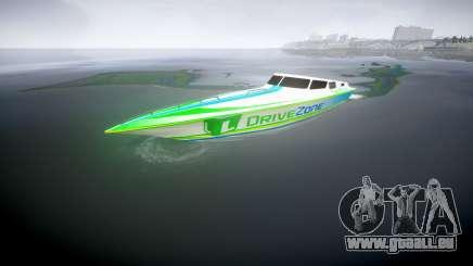 Motorboot für GTA 4