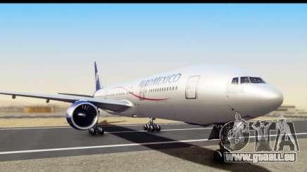 Boeing 777-200ER AeroMexico für GTA San Andreas