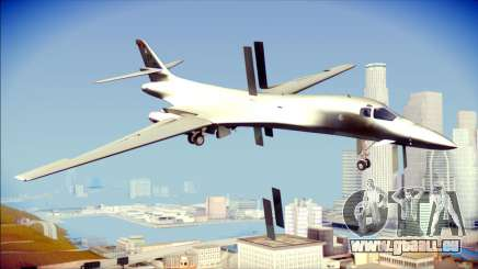 B-1B Lancer Camo Texture pour GTA San Andreas