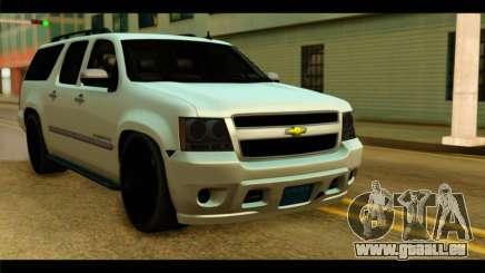 Chevrolet Suburban 2010 NFS für GTA San Andreas