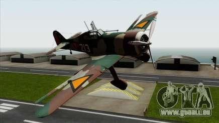 Fokker D.XXI pour GTA San Andreas