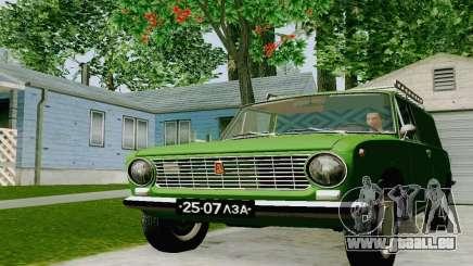 VAZ-2801 pour GTA San Andreas