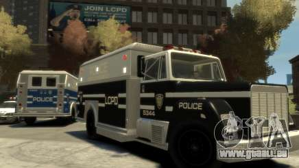 GTA 3 Enforcer HD für GTA 4