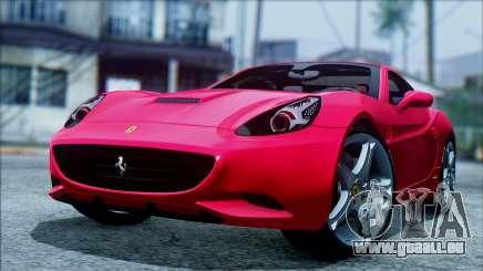 Ferrari California 2009 für GTA San Andreas