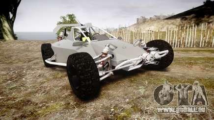 Buggy X pour GTA 4