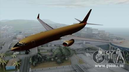 Boeing 737-800 Southwest Gold pour GTA San Andreas